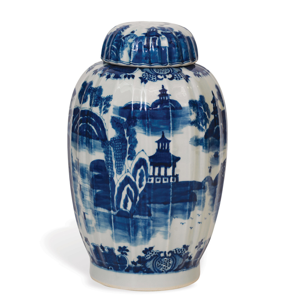 Port 68 - Summer Palace Jar