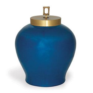 Thumbnail of Port 68 - Melrose Turquoise Jar