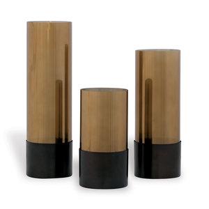Thumbnail of Port 68 - Evanston Gold Vases, Set/3
