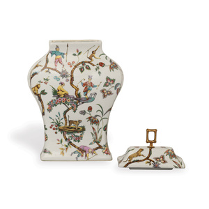 Thumbnail of Port 68 - Chinoiserie Exotique Vase