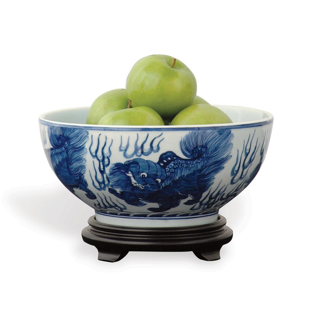 Port 68 - Chow Blue Bowl