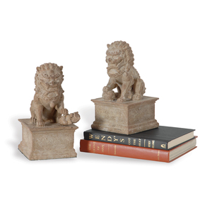Thumbnail of Port 68 - Han Dynasty Bookends, Set/2