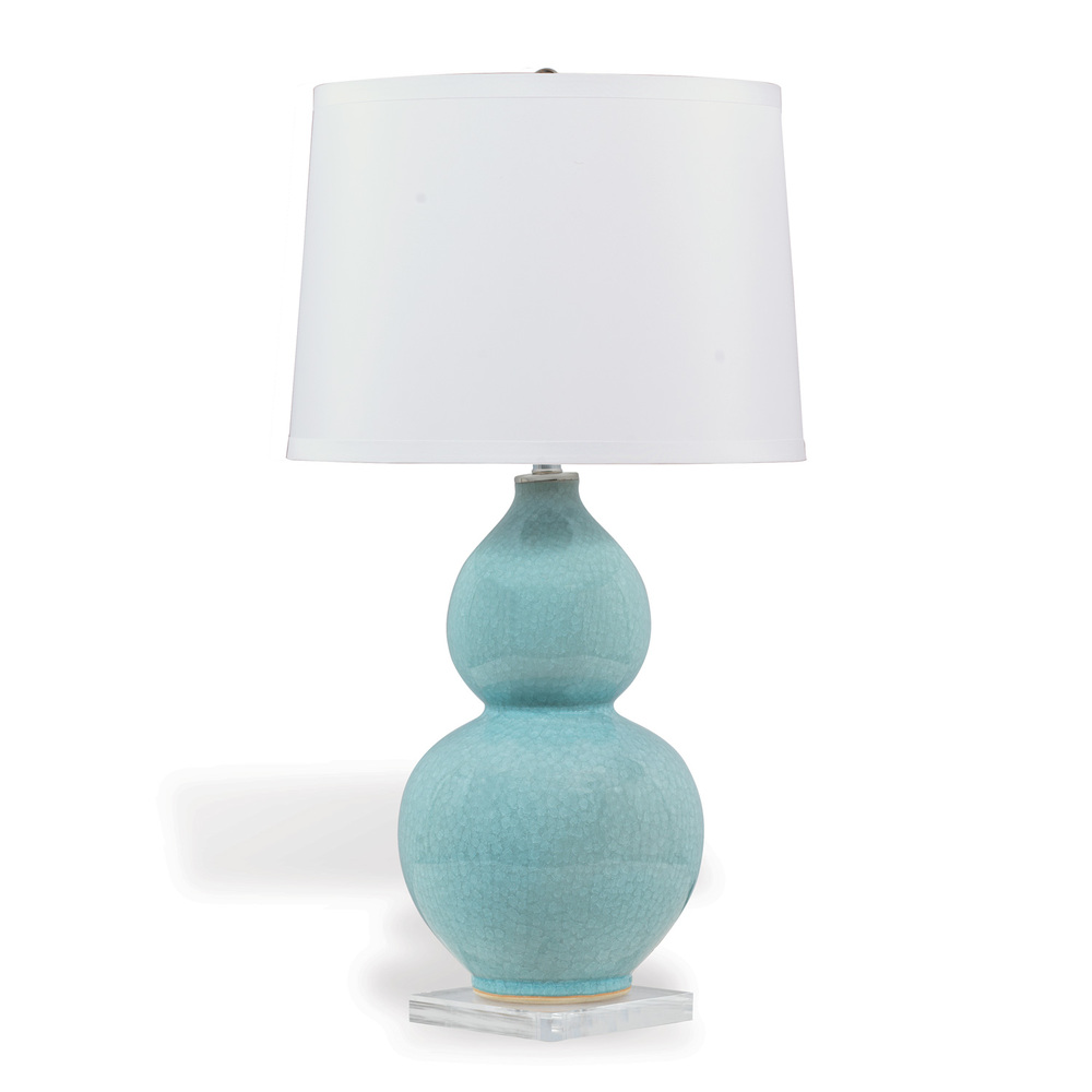 Port 68 - Pearl Blue Lamp