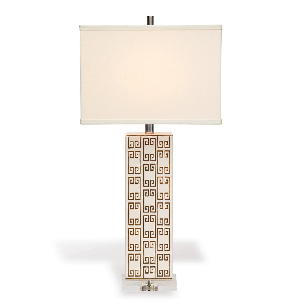 Port 68 - Mizner Key Brown Lamp