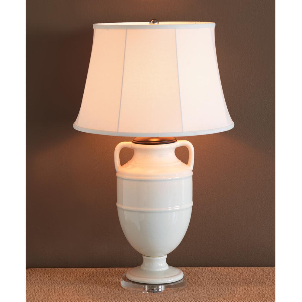 Port 68 - Lantana Ivory Lamp
