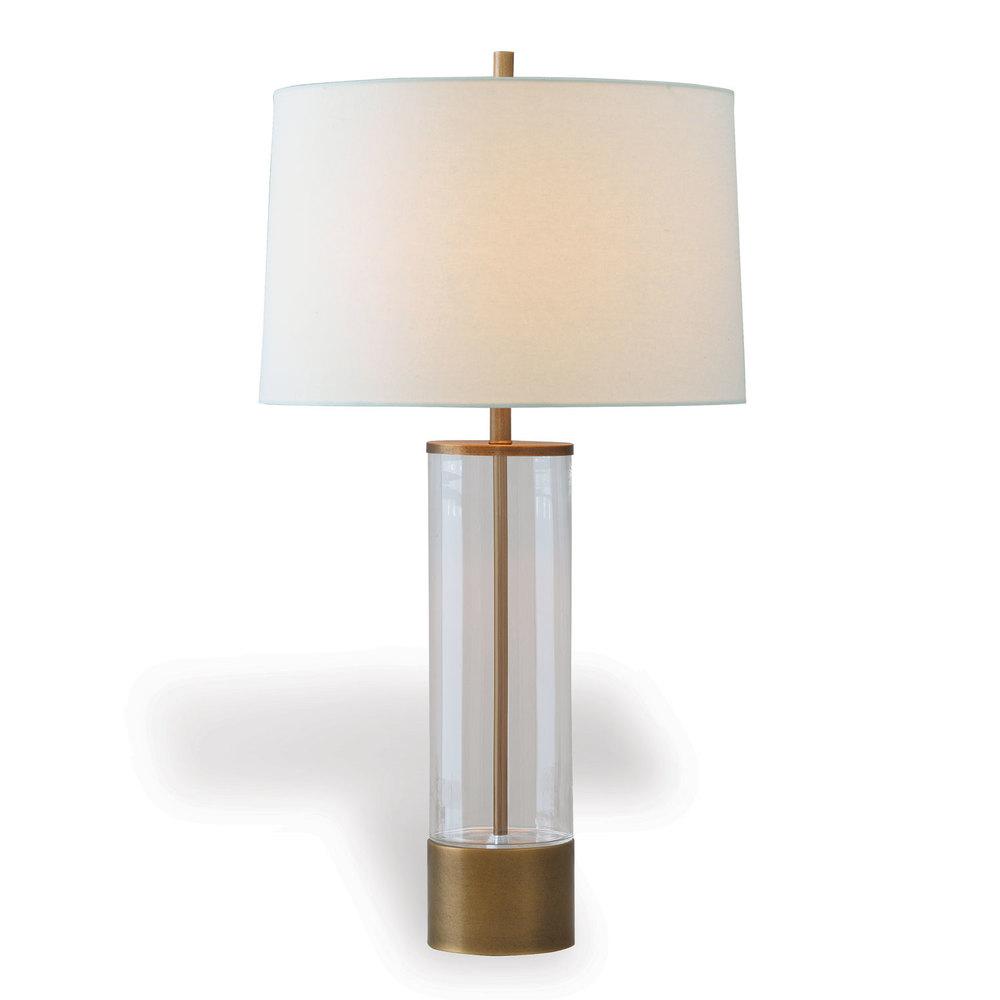 Port 68 - Evanston Clear Lamp