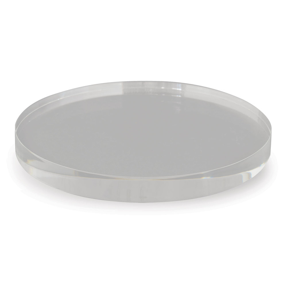 Port 68 - Round Acrylic Stand, Set/2