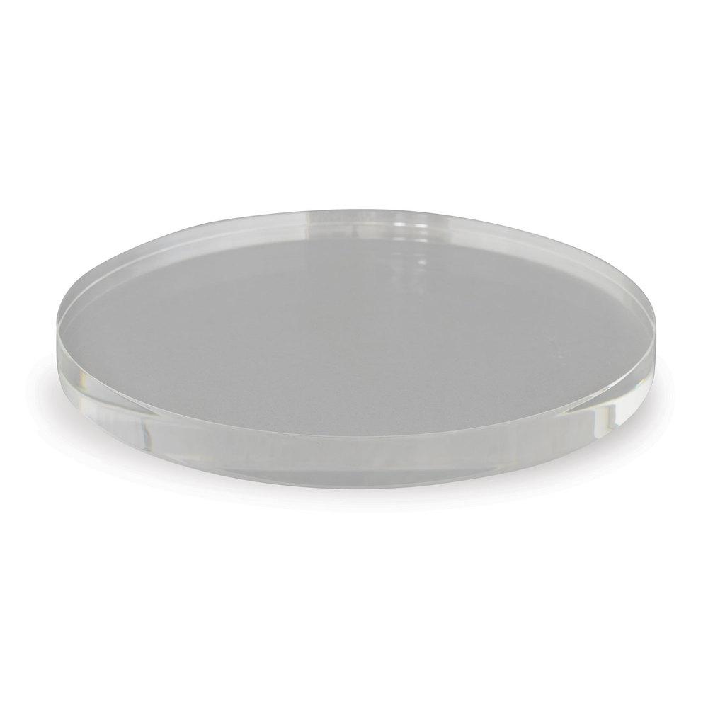 Port 68 - Round Acrylic Stand, Set/2