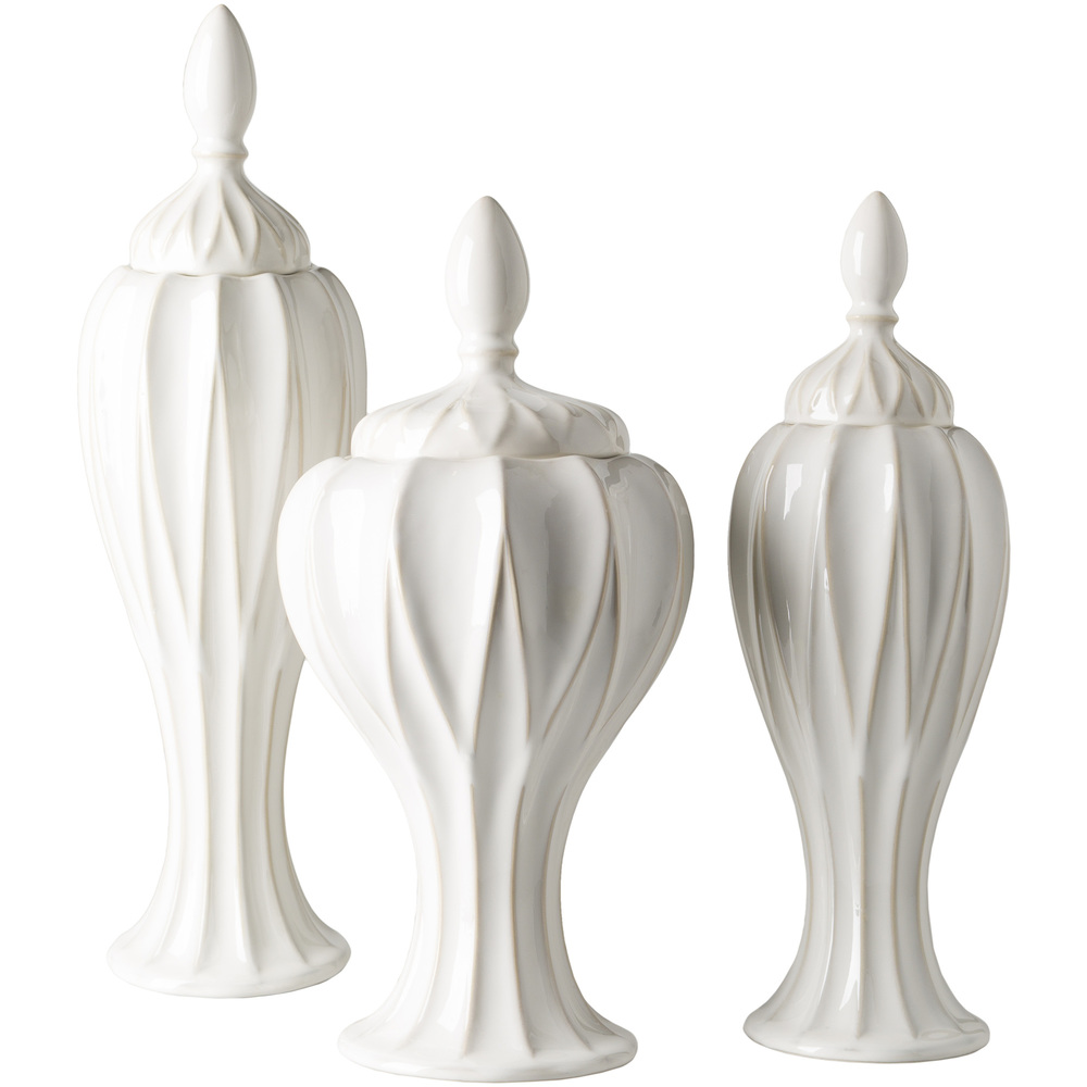 Surya - Answorth Decorative Jar Set