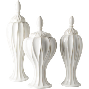 Thumbnail of Surya - Answorth Decorative Jar Set