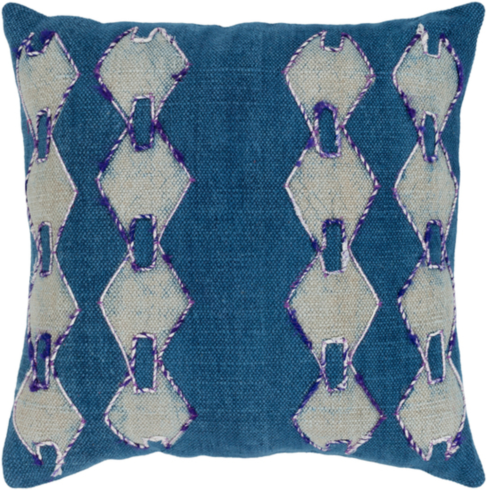 """Surya - Panta 22"""" x 22"""" Pillow"""