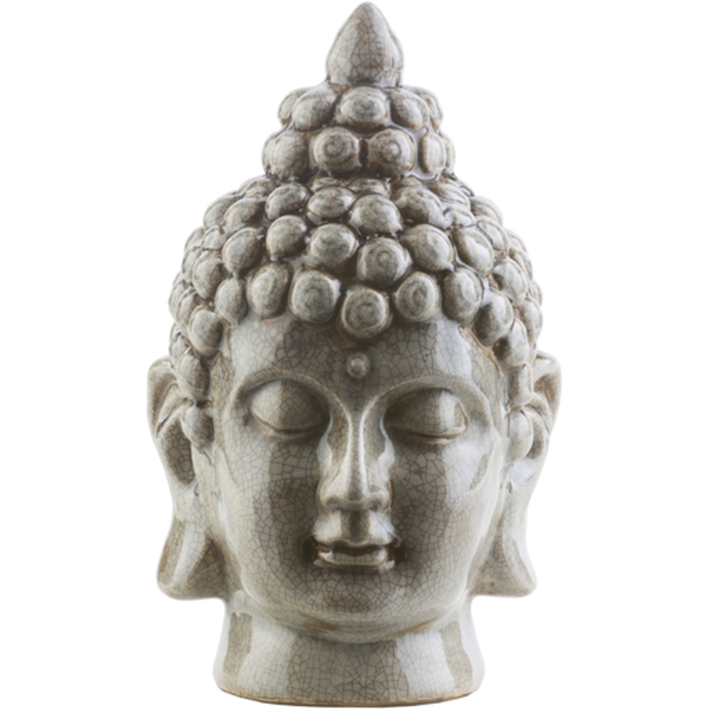 Surya - Buddha Head Statue