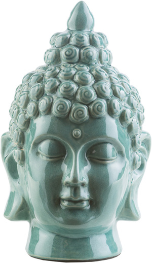 Thumbnail of Surya - Buddha Head Statue