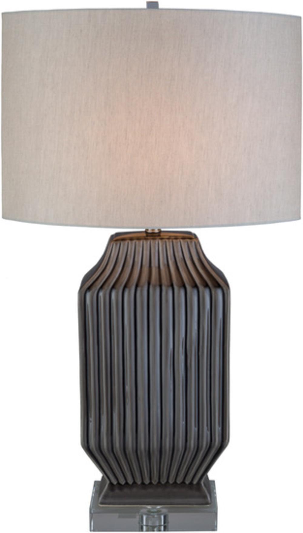 Surya - Blacklake Table Lamp