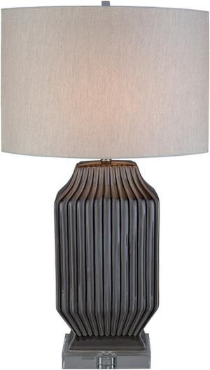 Thumbnail of Surya - Blacklake Table Lamp