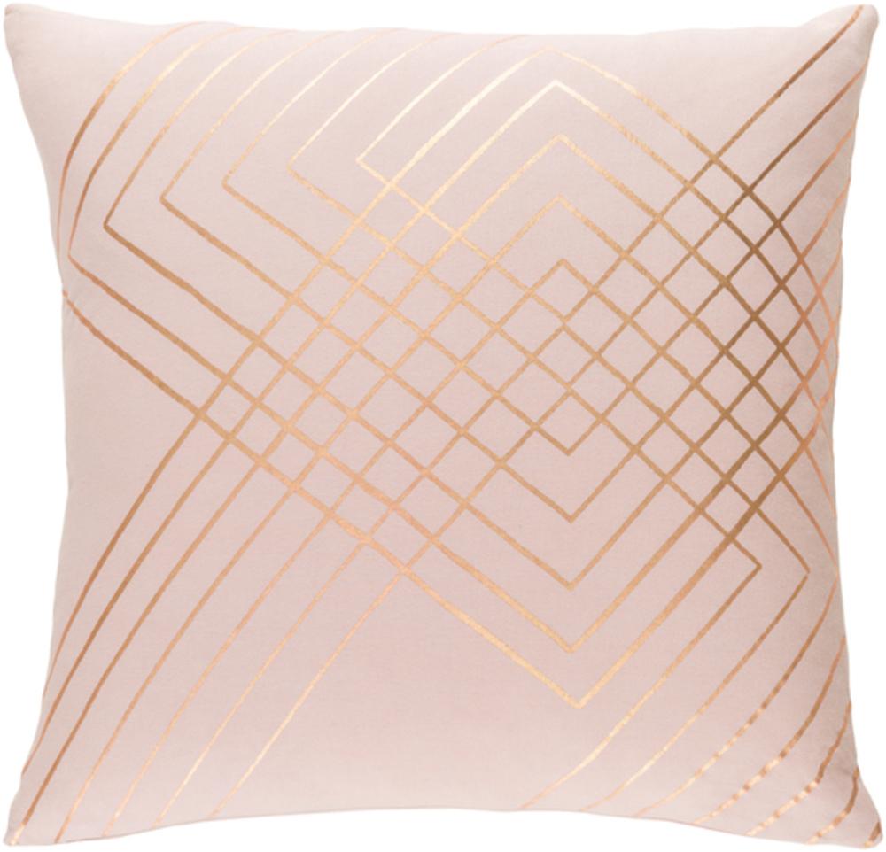 "Surya - Crescent 22"" x 22"" Pillow"