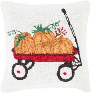 "Thumbnail of Surya - Fall Harvest 18"" x 18"" Pillow"