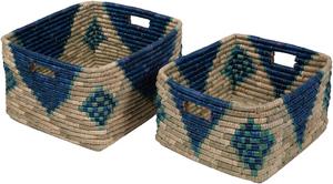 Thumbnail of Surya - Ferry 2 pc Basket Set