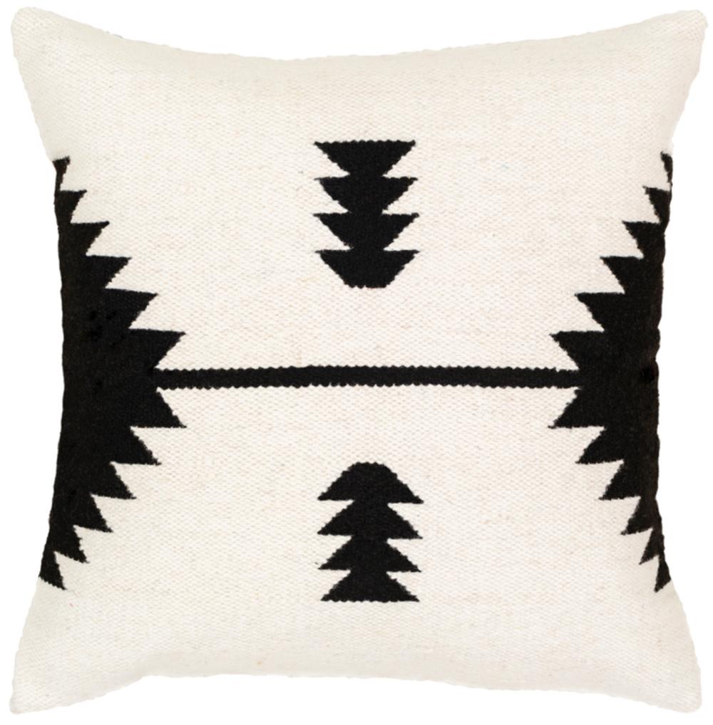 """Surya - Shiprock 22"""" x 22"""" Pillow"""