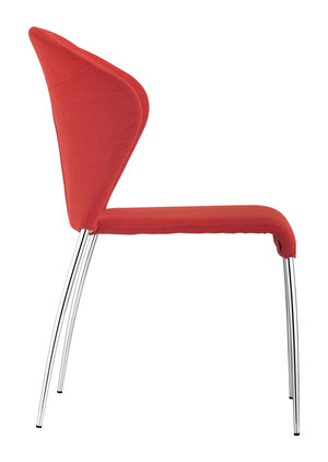 Thumbnail of ZUO MODERN CONTEMPORARY, INC - Oulu Dining Chair - Set of 4 - Tangerine