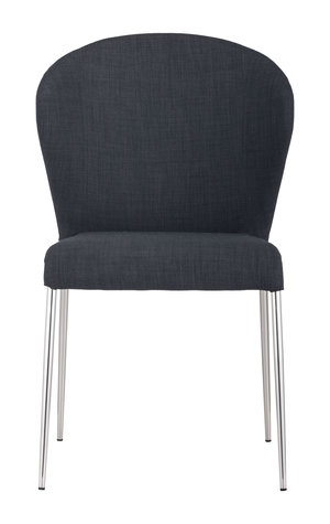 Thumbnail of Zuo Modern Contemporary - Oulu Dining Chair - Set of 4 - Graphite