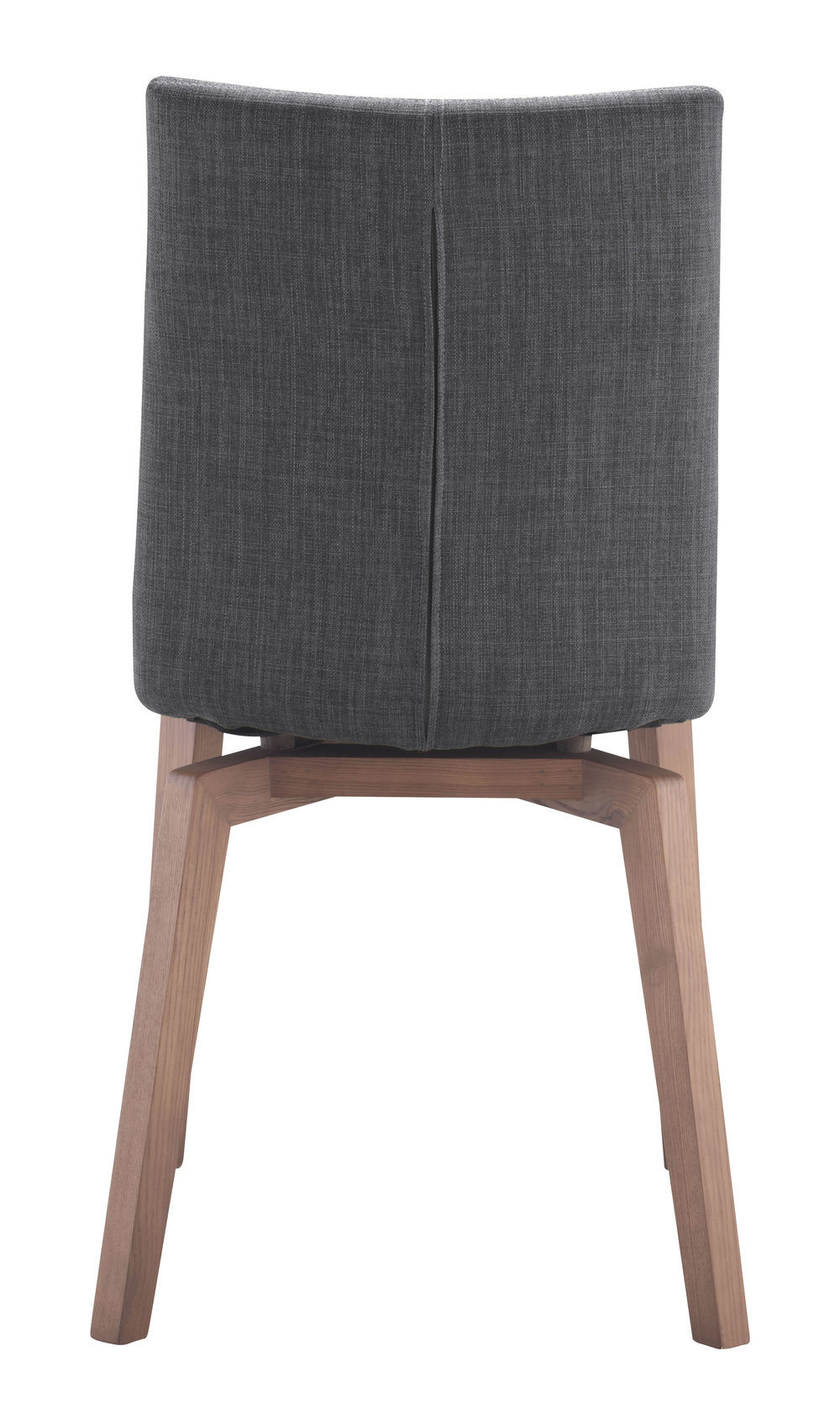 ZUO MODERN CONTEMPORARY, INC - Orebro Dining Chair - Set of 2 - Graphite