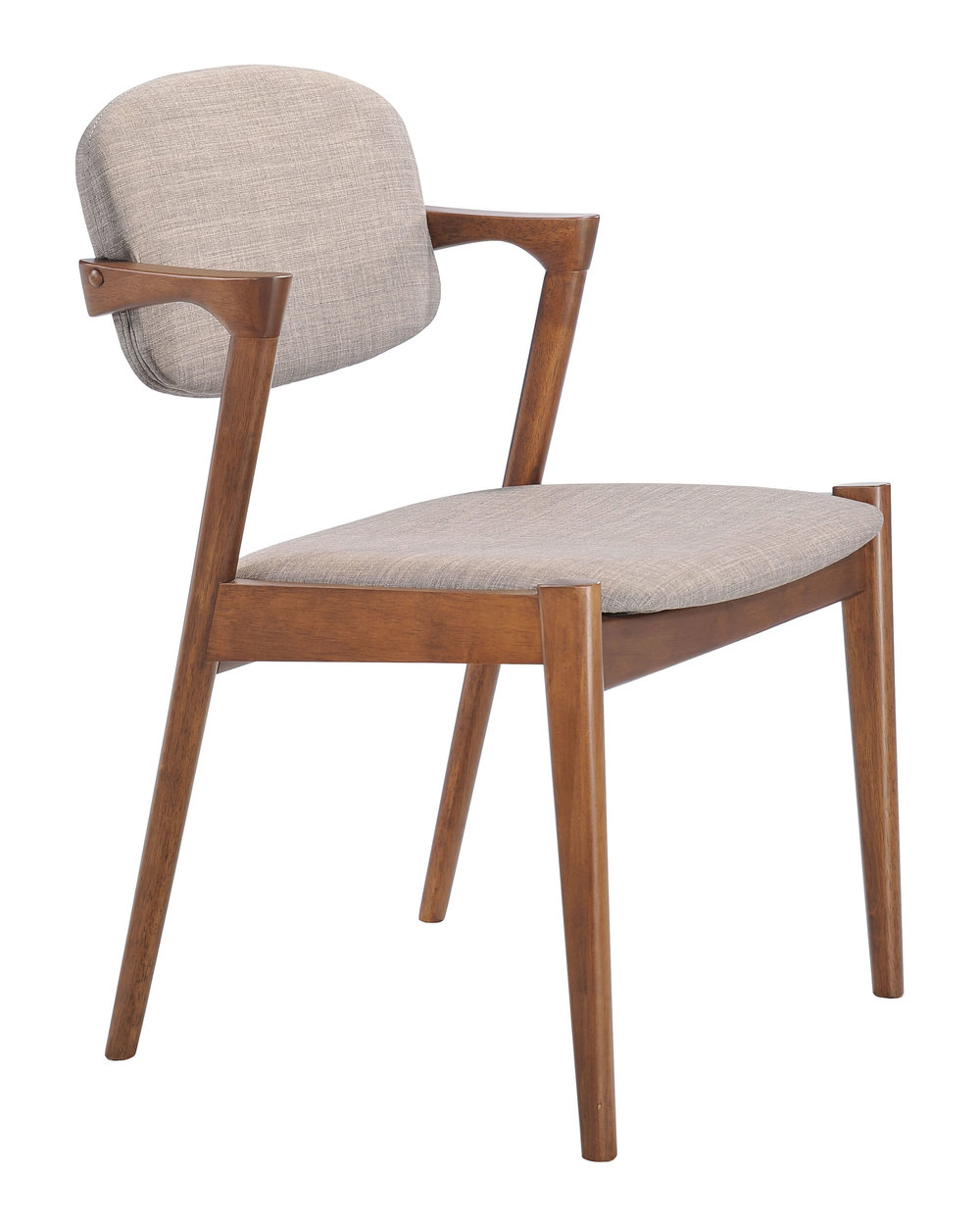 Zuo Modern Contemporary - Brickell Dining Chair - Set of 2 - Gray
