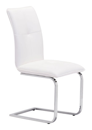 Thumbnail of ZUO MODERN CONTEMPORARY, INC - Anjou Dining Chair - Set of 2 - White