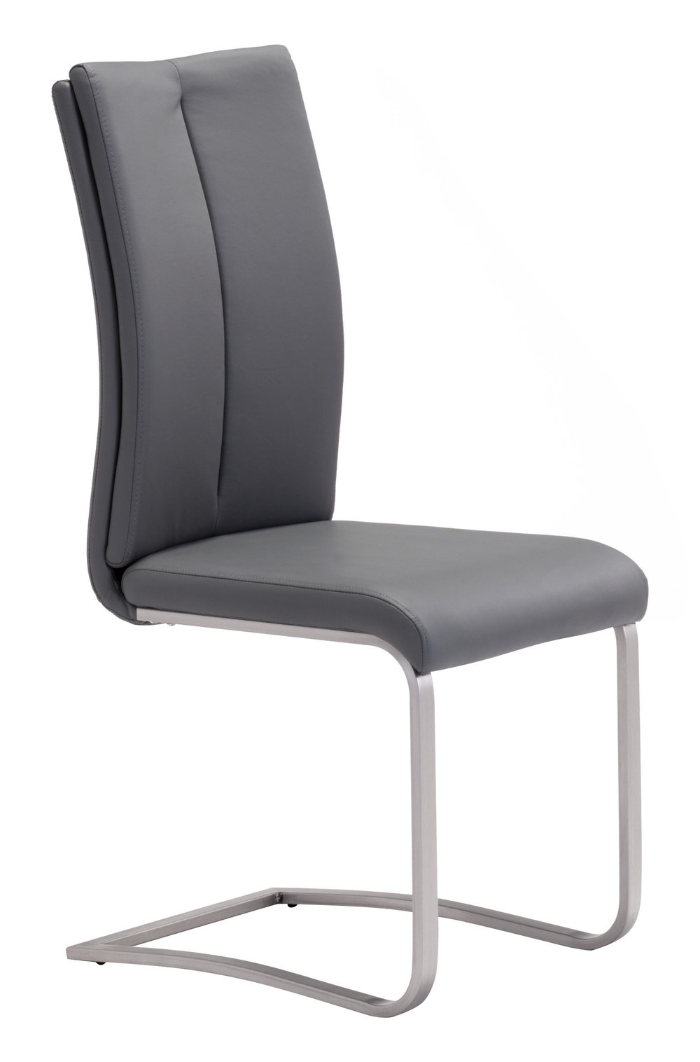 ZUO MODERN CONTEMPORARY, INC - Rosemont Dining Chair - Set of 2 - Gray