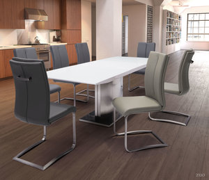 Thumbnail of ZUO MODERN CONTEMPORARY, INC - Rosemont Dining Chair - Set of 2 - Gray