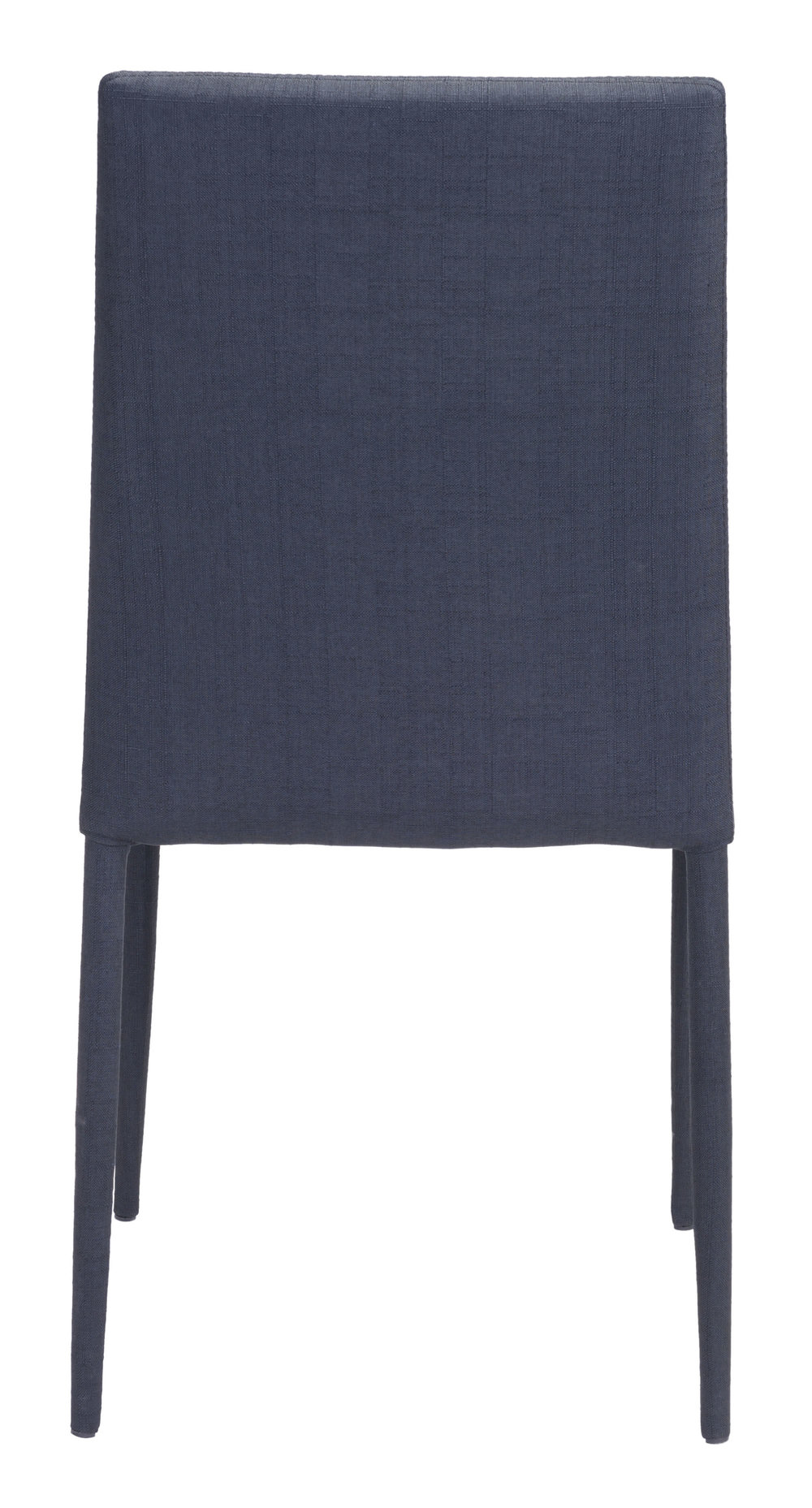 Zuo Modern Contemporary - Confidence Dining Chair - Set of 4 - Black