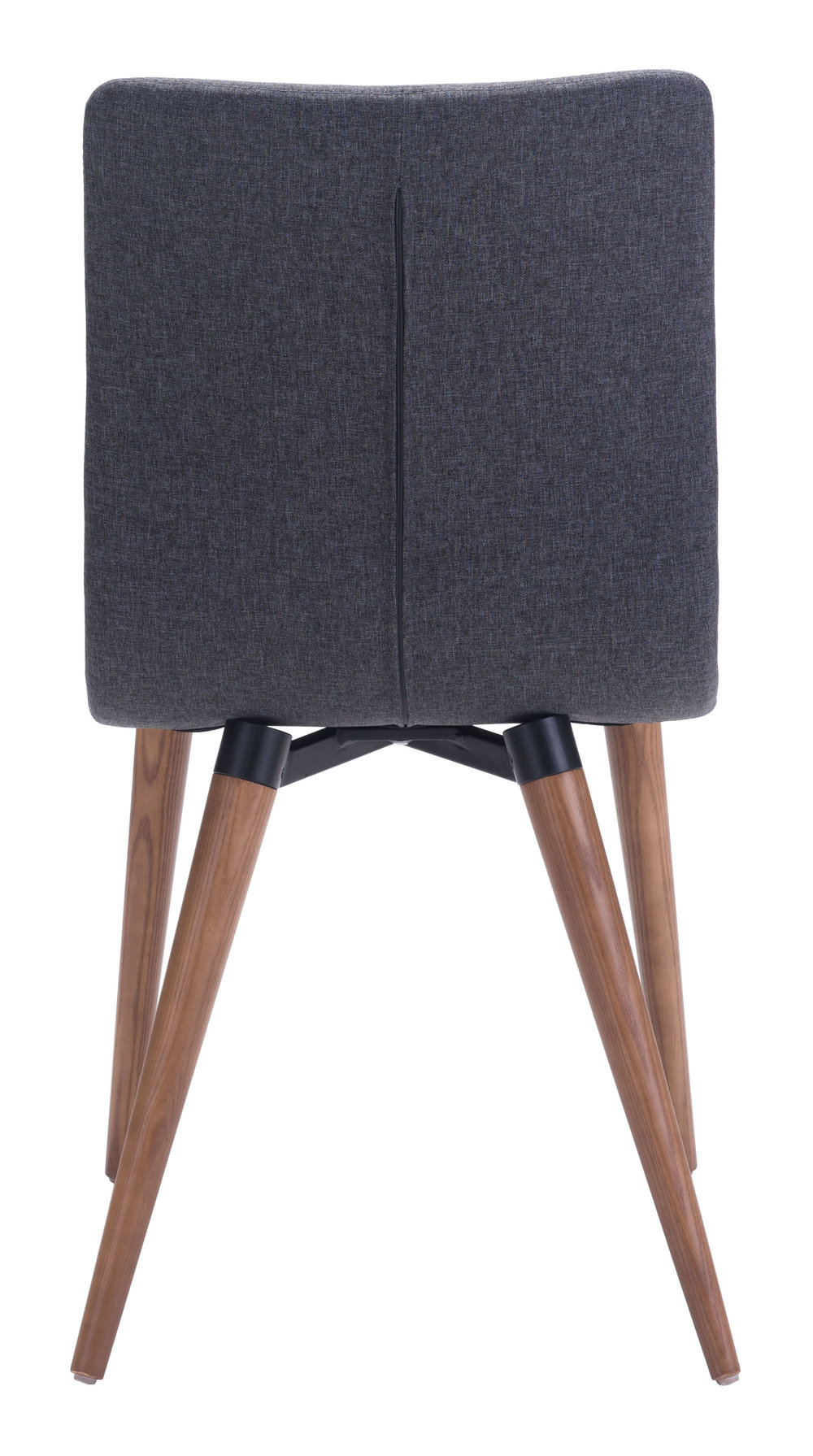 Zuo Modern Contemporary - Jericho Dining Chair - Set of 2 - Gray