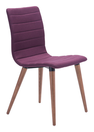 Thumbnail of Zuo Modern Contemporary - Jericho Dining Chair - Set of 2 - Purple