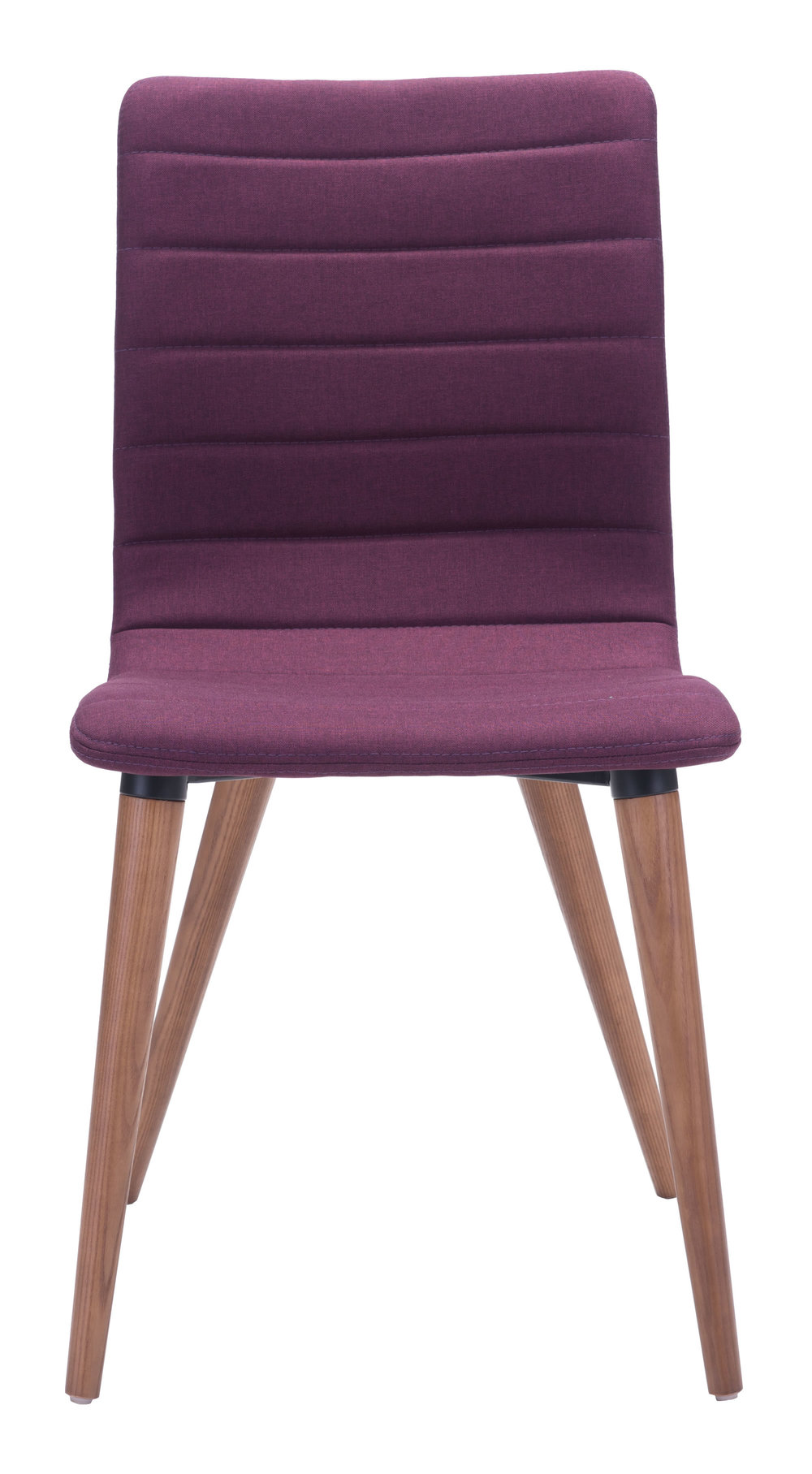 Zuo Modern Contemporary - Jericho Dining Chair - Set of 2 - Purple