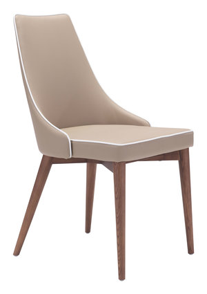 Thumbnail of Zuo Modern Contemporary - Moor Dining Chair - Set of 2 - Beige