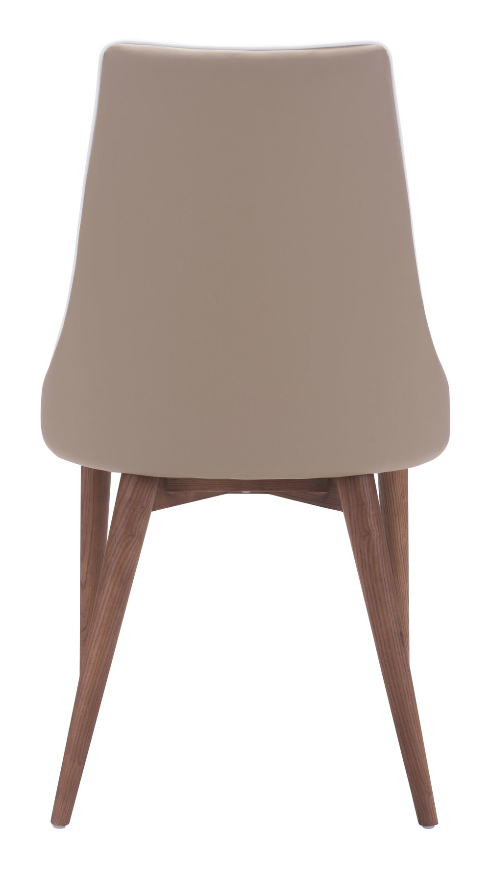 Zuo Modern Contemporary - Moor Dining Chair - Set of 2 - Beige