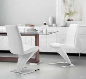 Thumbnail of Zuo Modern Contemporary - Herron Dining Chair - Set of 2 - White