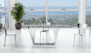 Thumbnail of ZUO MODERN CONTEMPORARY, INC - Winter Dining Chair - Set of 2 - Polished Stainless Steel