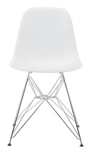 Thumbnail of Zuo Modern Contemporary - Zip Dining Chair White