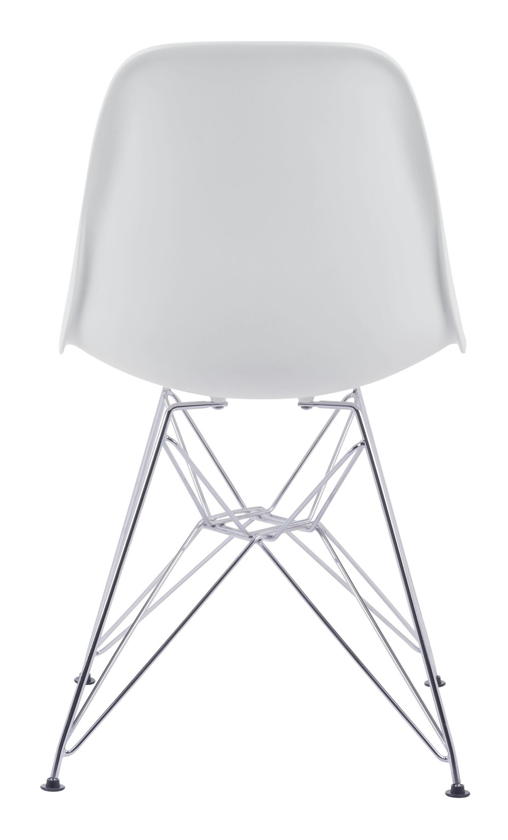 Zuo Modern Contemporary - Zip Dining Chair White