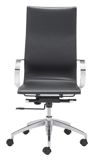 Thumbnail of Zuo Modern Contemporary - Glider High Back Office Chair Black