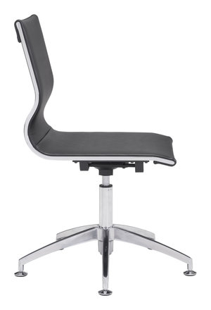 Thumbnail of Zuo Modern Contemporary - Glider Conference Chair Black