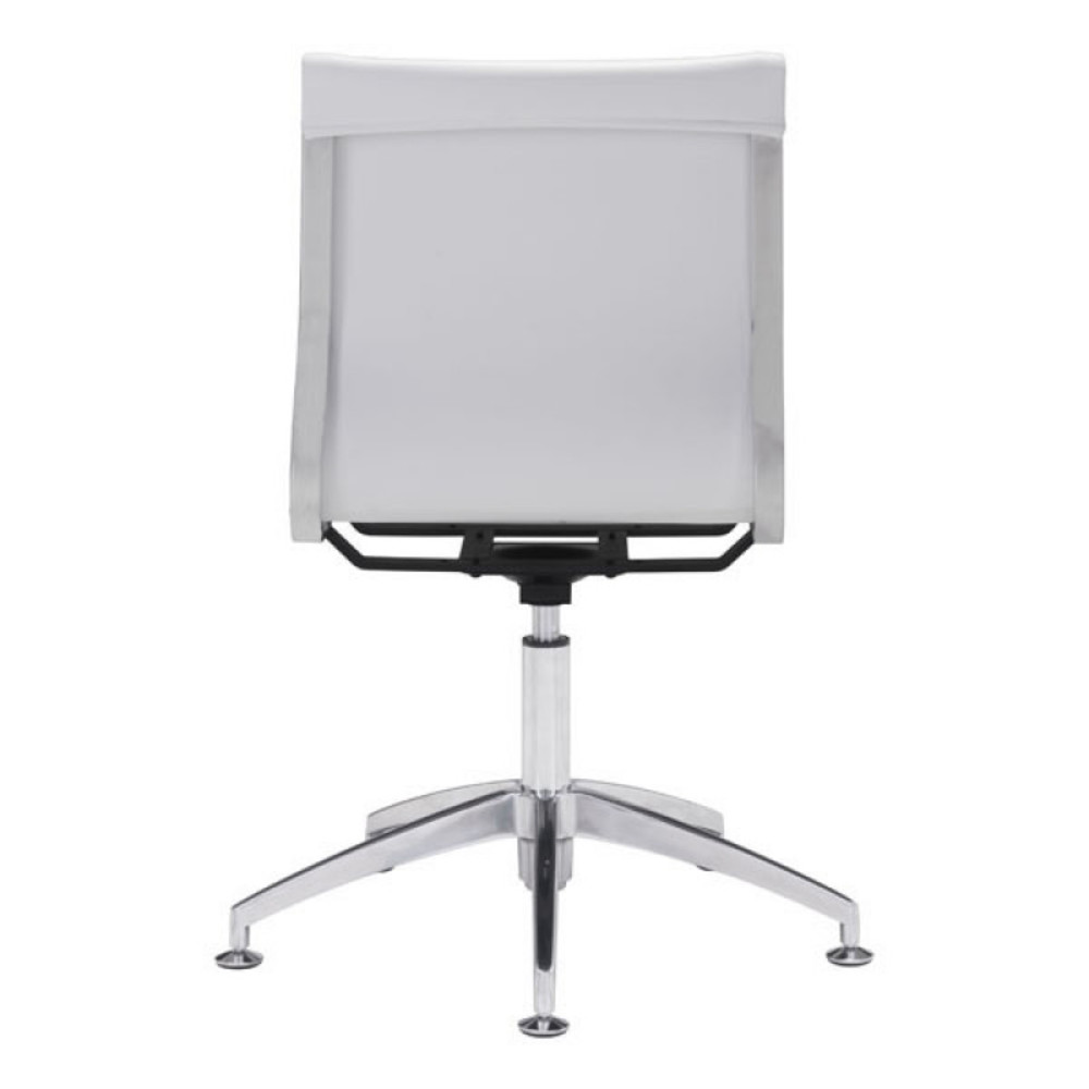 Zuo Modern Contemporary - Glider Conference Chair White