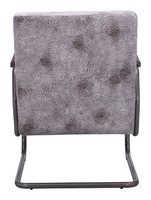 Thumbnail of ZUO MODERN CONTEMPORARY, INC - Father Lounge Chair Vintage White