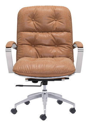 Thumbnail of Zuo Modern Contemporary - Avenue Office Chair Vintage Coffee