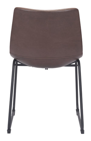 Thumbnail of ZUO MODERN CONTEMPORARY, INC - Smart Dining Chair - Set of 2 - Vintage Espresso