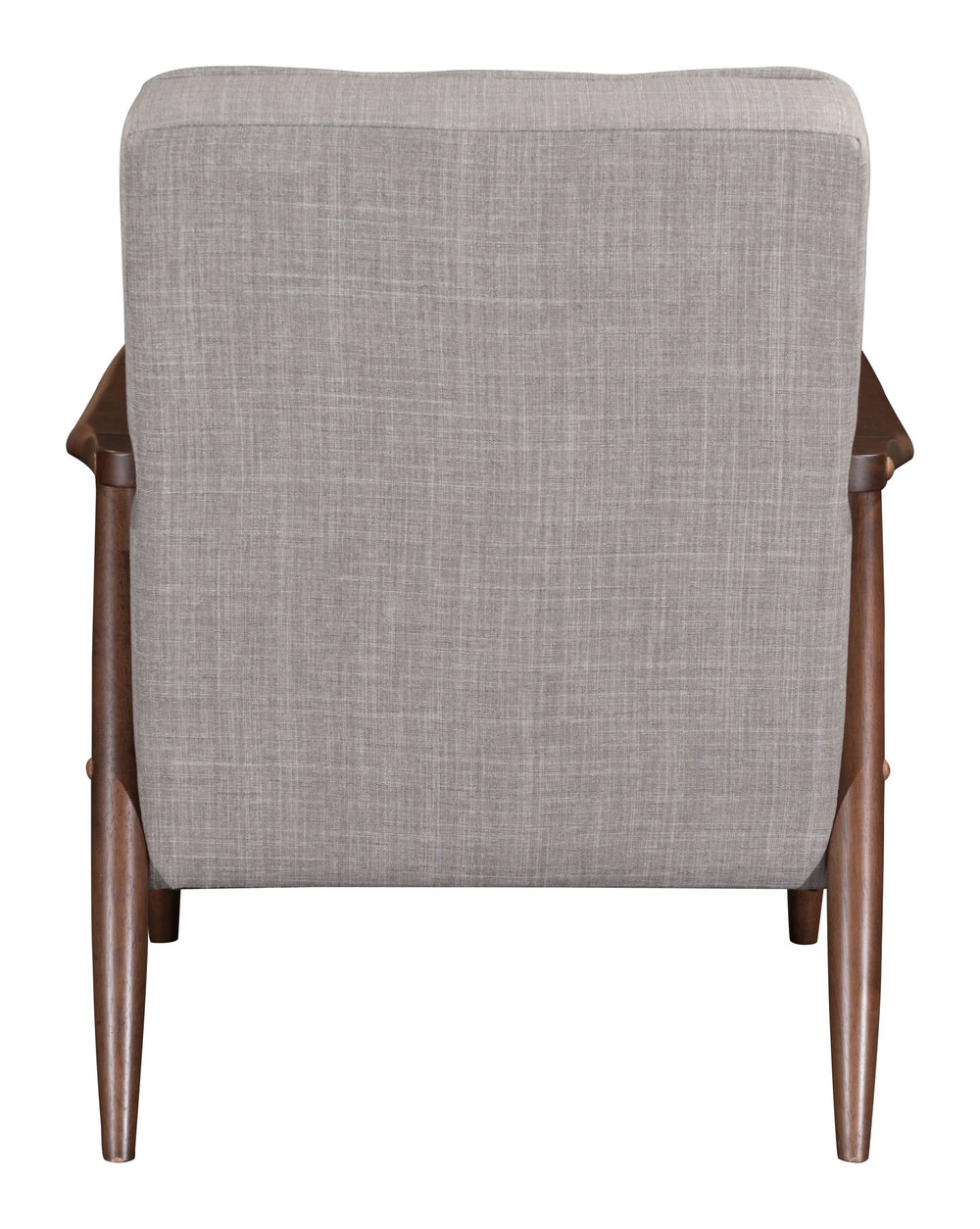 Zuo Modern Contemporary - Rocky Arm Chair Putty
