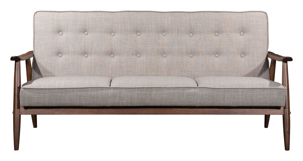 ZUO MODERN CONTEMPORARY, INC - Rocky Sofa Putty
