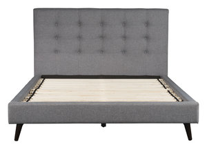 Thumbnail of Zuo Modern Contemporary - Modernity Queen Bed Gray