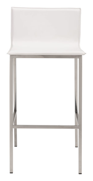 Thumbnail of Zuo Modern Contemporary - Marina Barstool - Set of 2 - White